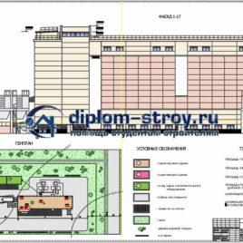Дипломная работа строительство завода семян