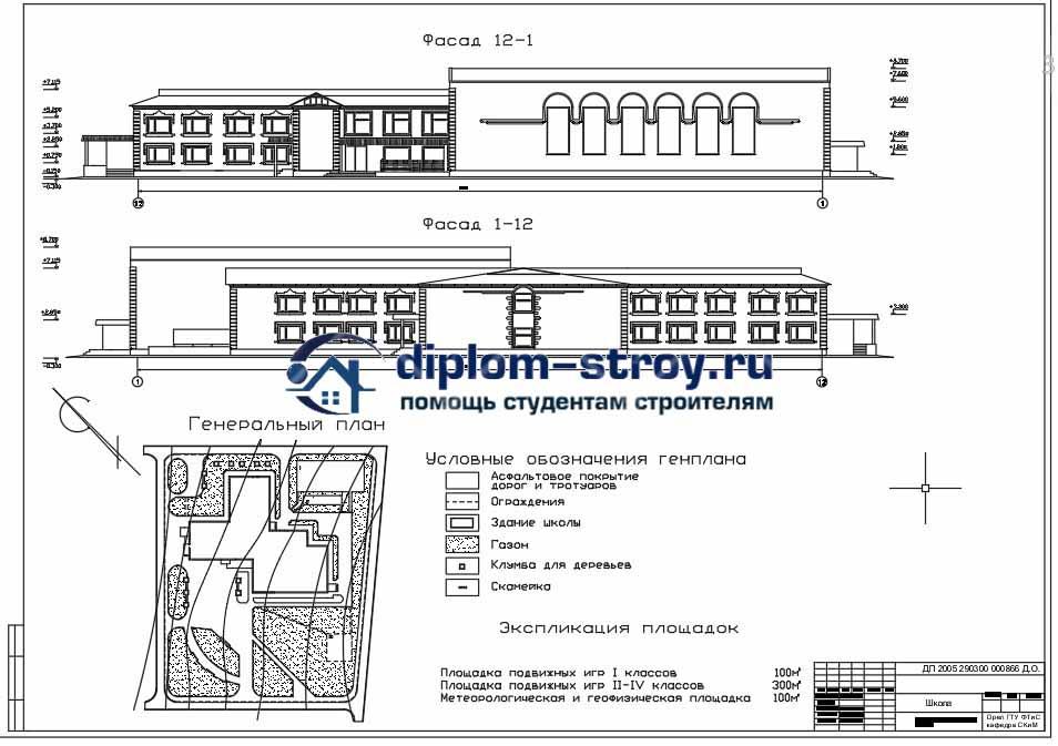97. Быстро возводимое энергоэффективное здание школы в Орловской Области